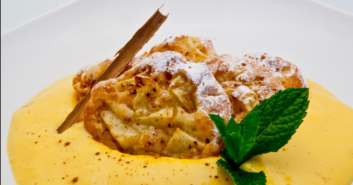Buñuelos Gourmet bajos en calorías