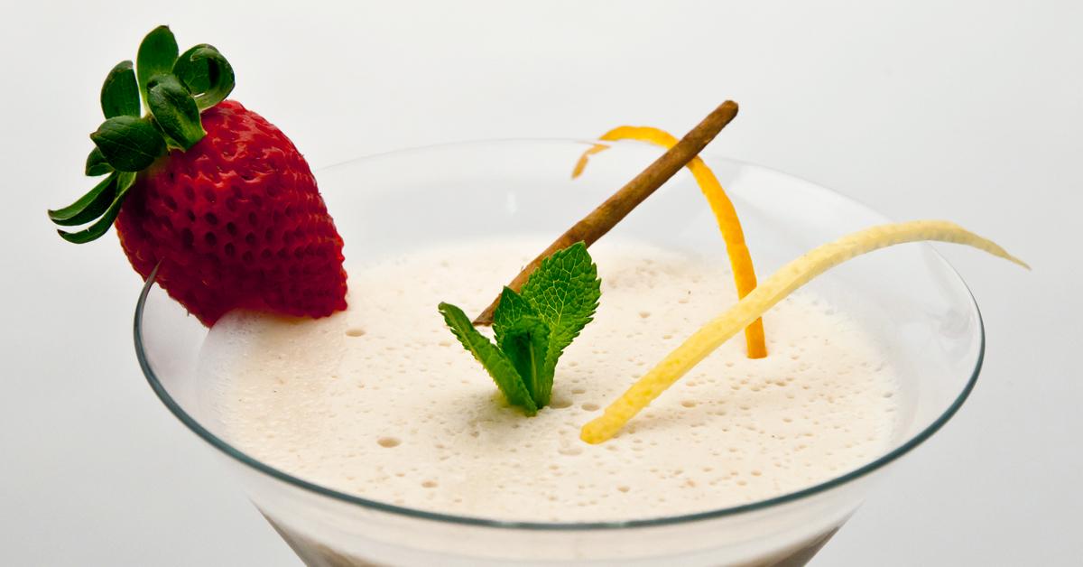 Mousse de Torrijas baja en calorías
